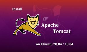 How to install apache tomcat 8 on ubuntu 20.04